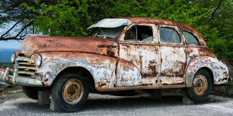 Facts to know before hiring a junk car removing company